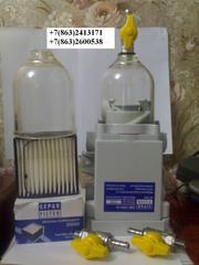 Separ 2000 и сепараторы Baldwin DAHL,  фильтры автомобильные